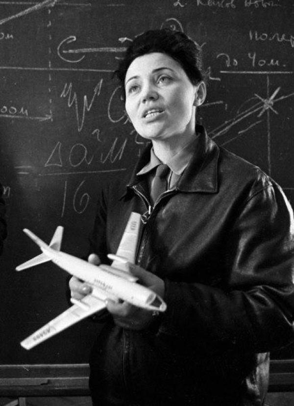Марина Попович - преподаватель