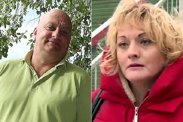 Михаил Церишенко и Наталья Старых