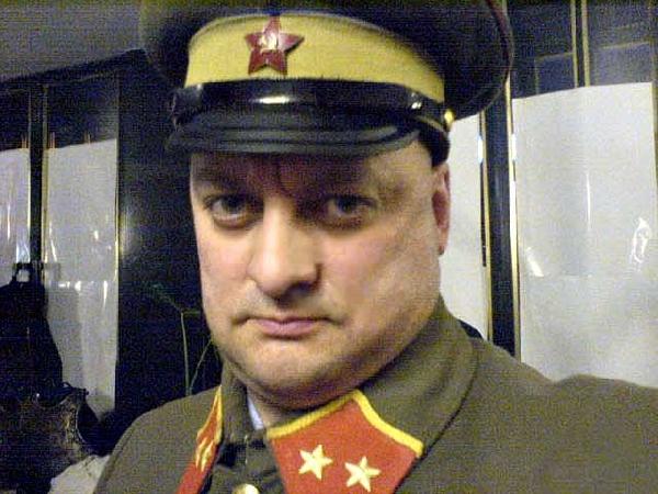 Михаил Церишенко в кино