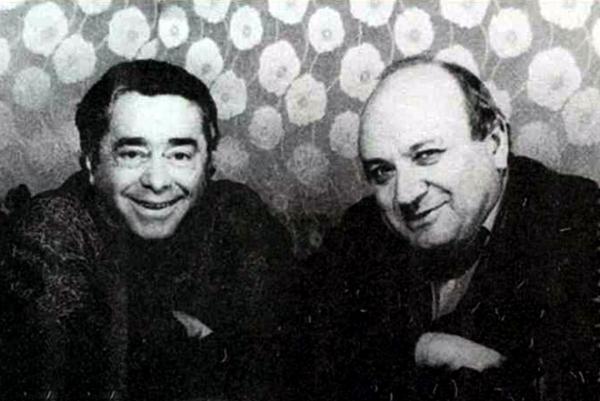 Жванецкий и Карцев