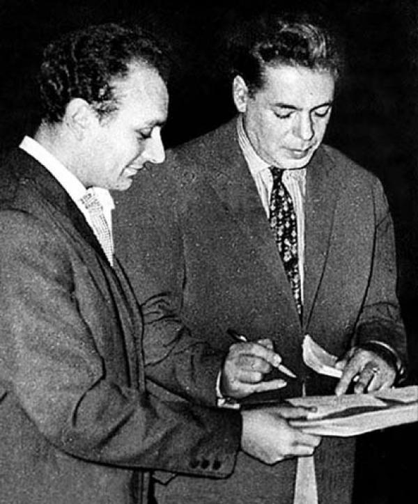 Жванецкий и Райкин