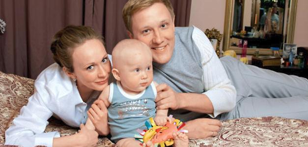 Сергей Горобченко: мой сын заставил меня найти новую любовь