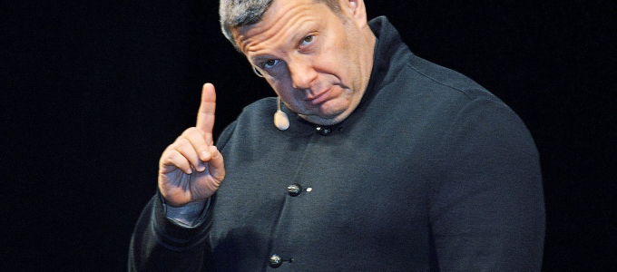 Владимир Соловьев оскорбил жителей Екатеринбурга, выступающих против строительства храма вместе сквера