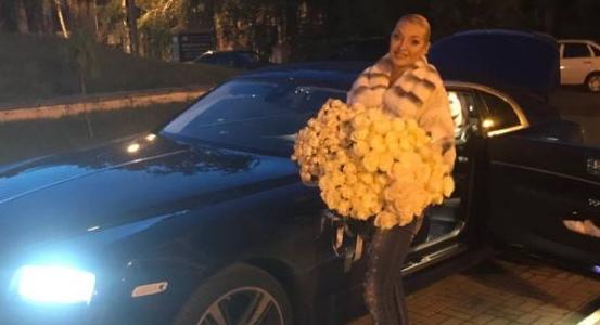 Водитель Анастасии Волочковой украл у нее 3 миллиона долларов