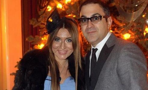 Жена Гарика Мартиросяна показала их дочь