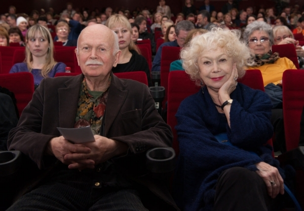 Николай и Светлана Немоляевы