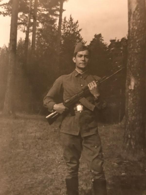 Платошкин в армии