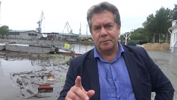 Платошкин в Хабаровске
