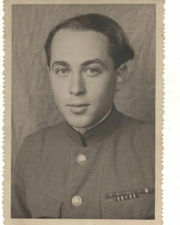 Семен Вениаминович Слепаков - дедушка Семена Слепакова