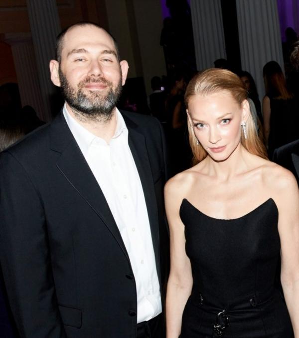 Семен Слепаков и Светлана Ходченкова