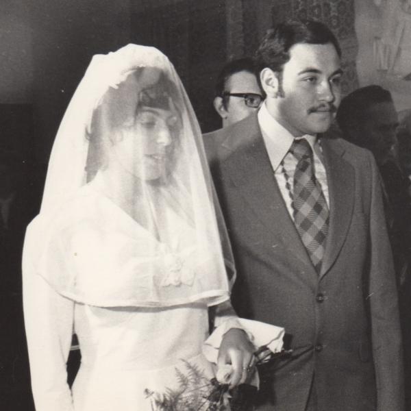 Свадьба родителей Семена Слепакова