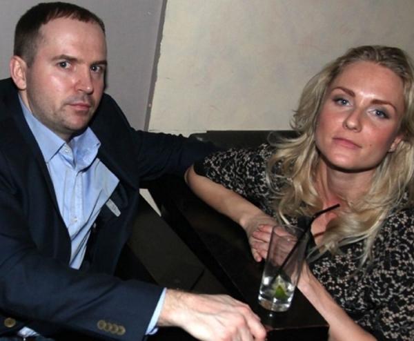 Жорин и Катя Гордон