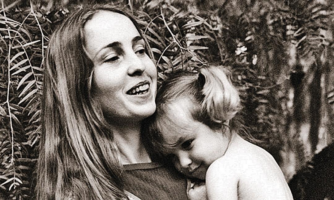 Крис Бреннан с дочерью
