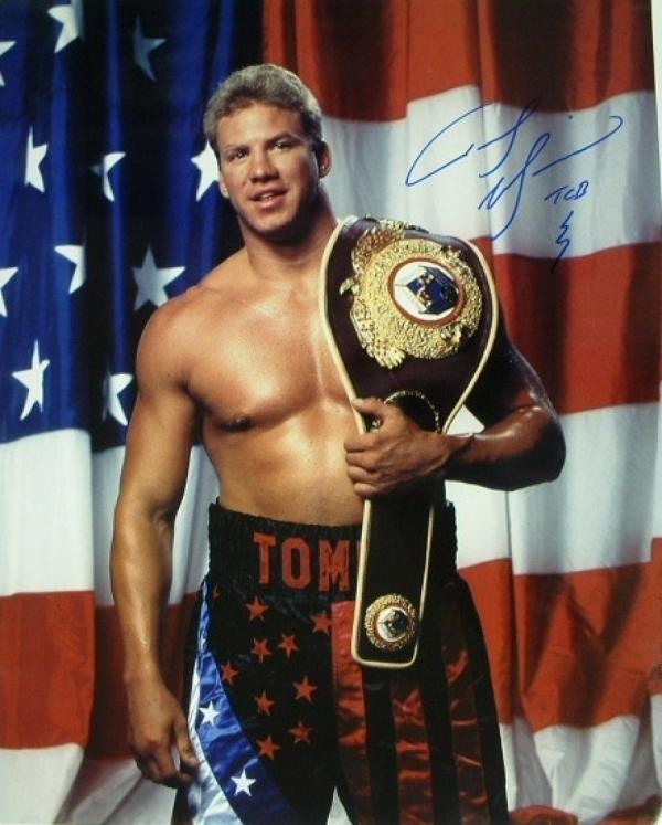 Томми Моррисон был чемпионом в тяжёлом весе
