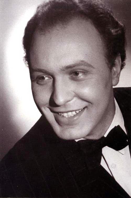 Виктор Балашов. 1950-е годы