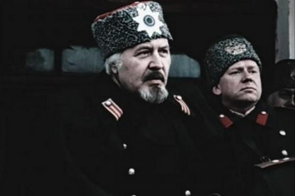 Виктор Балашов в фильме «Рождество в Вигала»