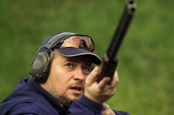 Хобби Владимира Лисина - стрелковый спорт